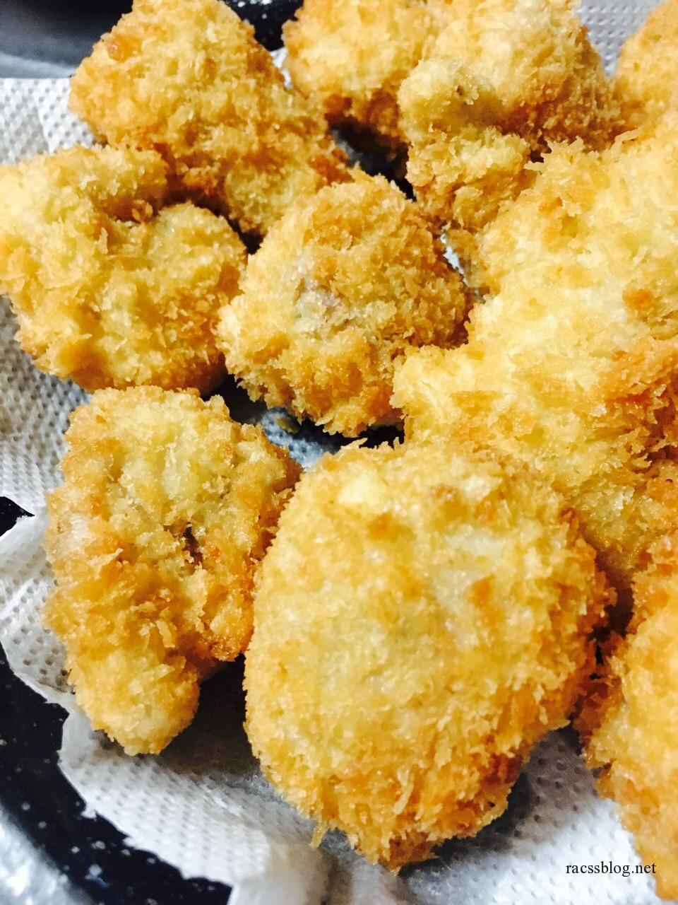 鮭の白子の下処理方法とレシピ フライならメインディッシュになります