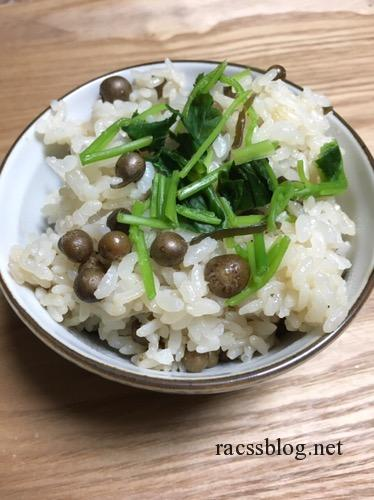 秋の味!ムカゴご飯の作り方と栄養って?|かき揚げも美味しいのです