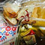 旬のニシンでアヒージョ(オイル煮)を作るレシピ