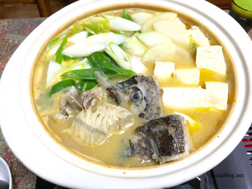 冬の絶品カジカ鍋の作り方は肝がキモ!濃厚味噌スープでいただきます