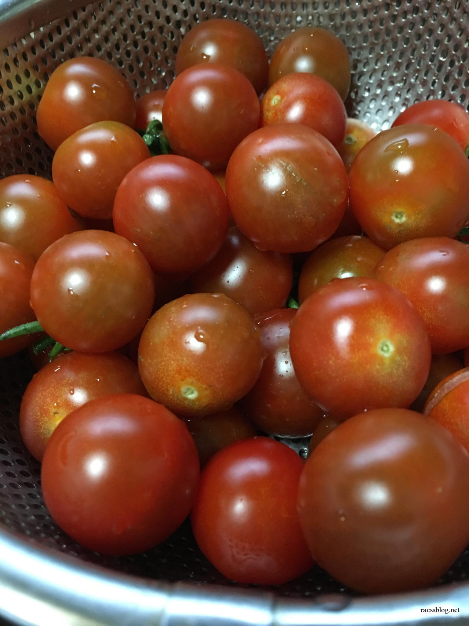 プチトマト大量消費に美味しいはちみつ漬け他5レシピ