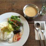 長沼グルメ|shandi nivas cafe(シャンディ 二ヴァ―ス カフェ)の南インド風カレーが珍しい