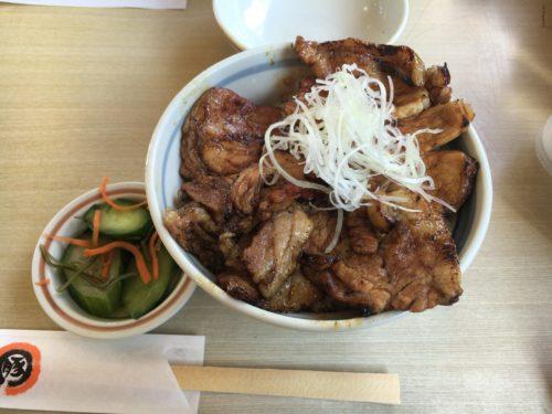 「いっぴん」豚丼