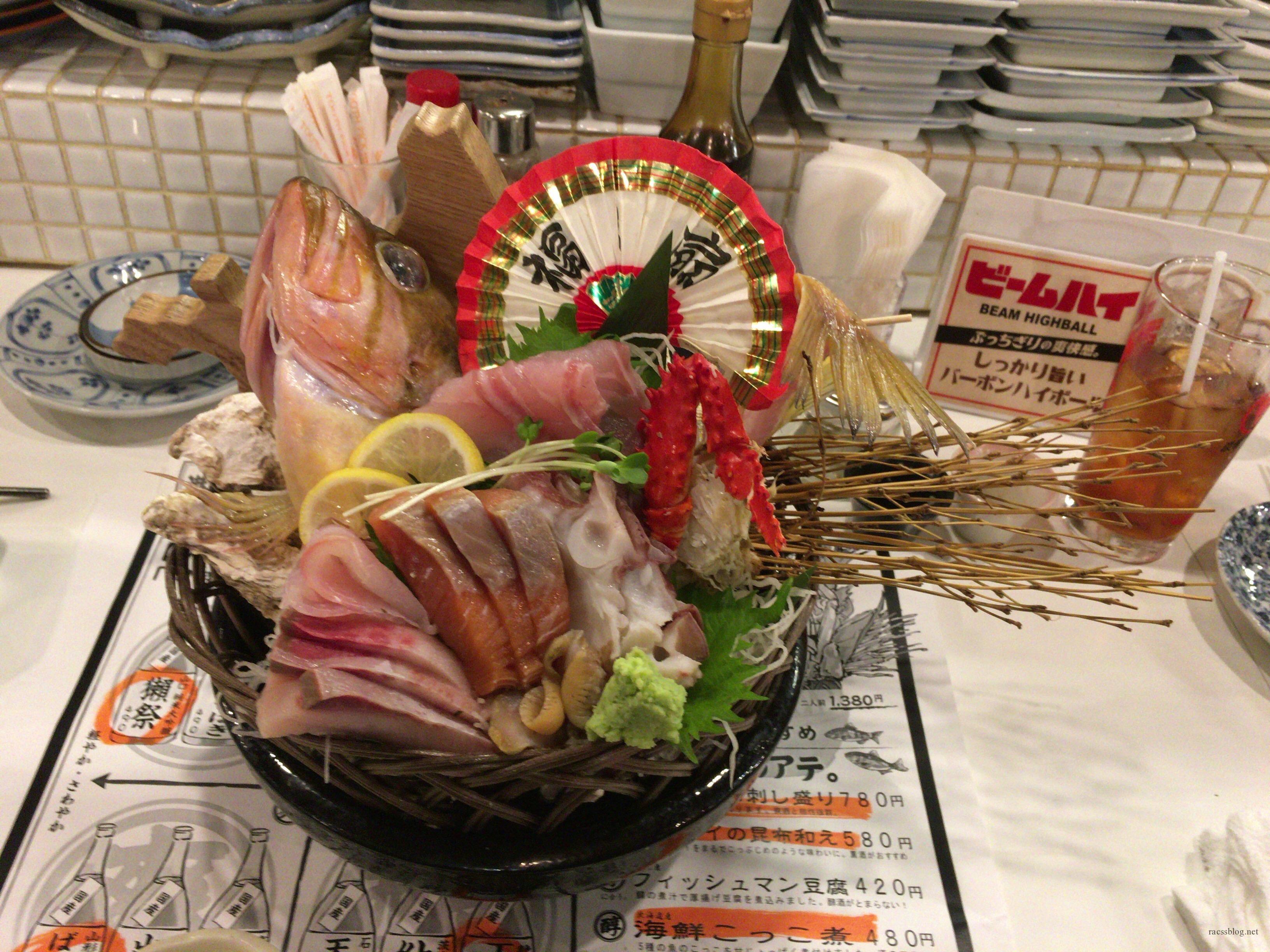 もんきち商店で北海道の海鮮を注文。安くてフレンドリーなお店です