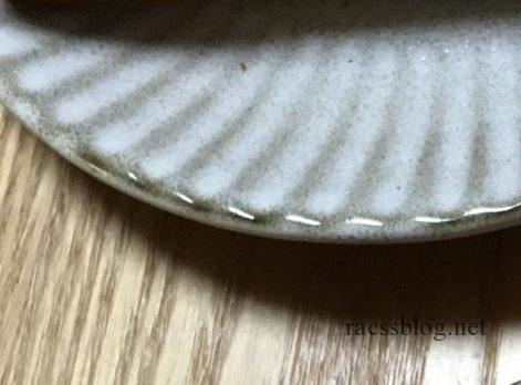 ニトリの唐茶削ぎ皿がパンにもオムレツにも使いやすくてヘビロテ中です