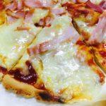 糖質オフの大豆粉ピザレシピが簡単で美味しい