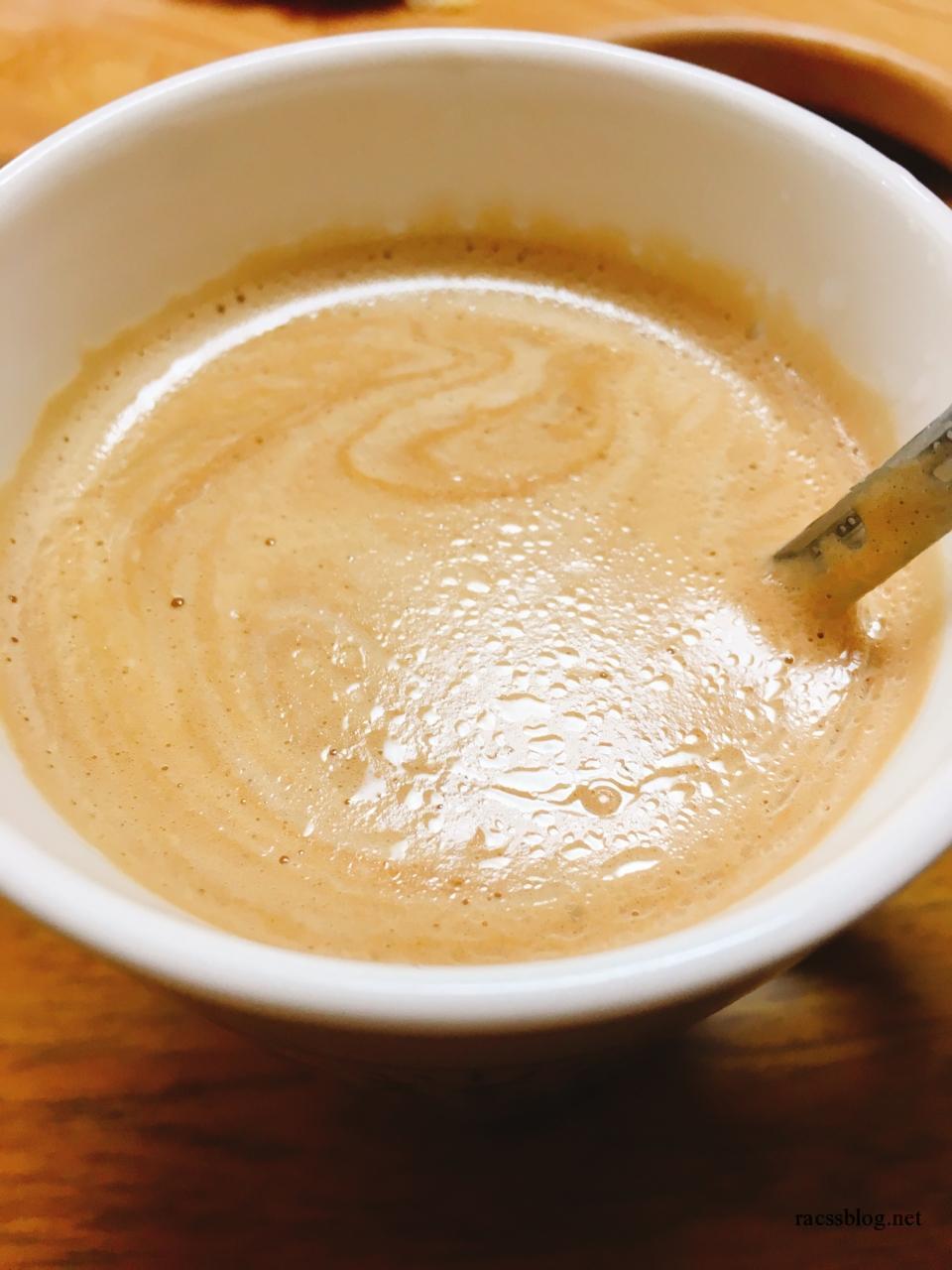 ココナツオイルコーヒーの乳化方法|簡単にするならネスカフェバリスタで