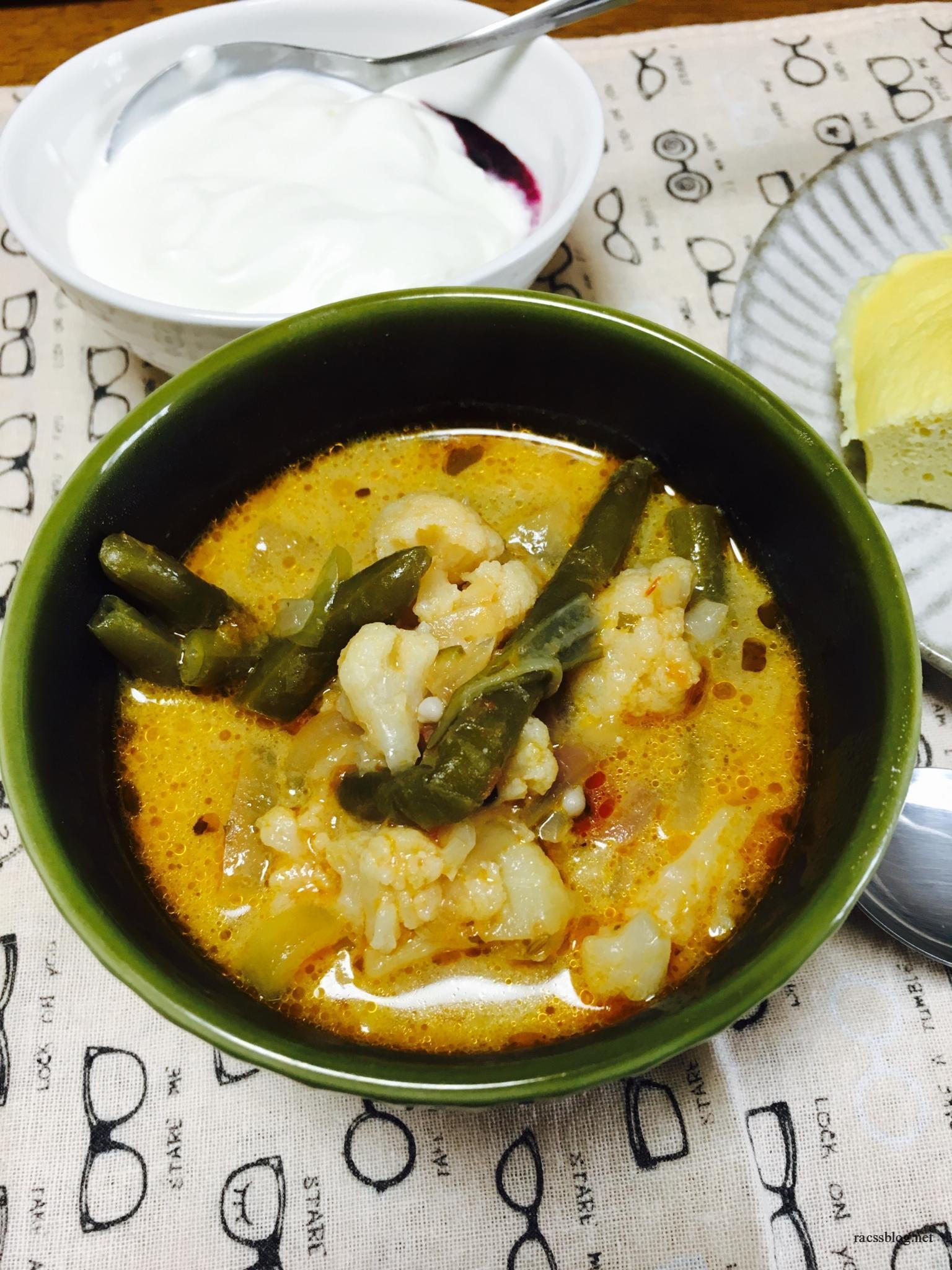 満足度も代謝もアップするスパイスカレースープの作り方[低糖質レシピ]