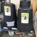 家庭用コンポスト容器(コンポスター)の選び方|100L前後の小さめを複数設置!