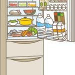 停電中の冷蔵庫は何時間持つ?復旧後の食中毒にも注意