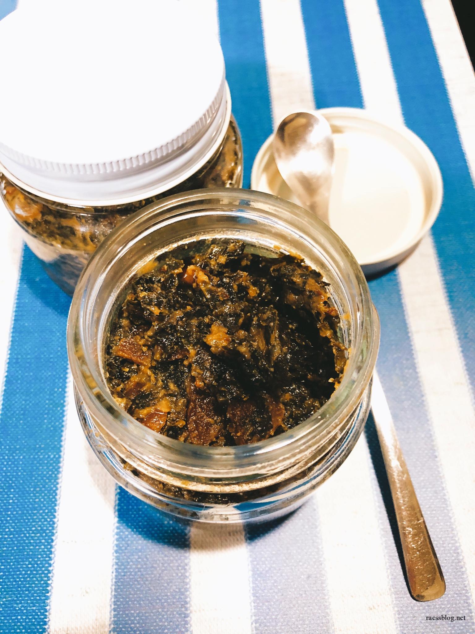 青シソ大量消費レシピ!大葉味噌の作り方