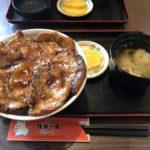 帯広豚丼の穴場「ぶたいち」のロース豚丼900円がおすすめ!