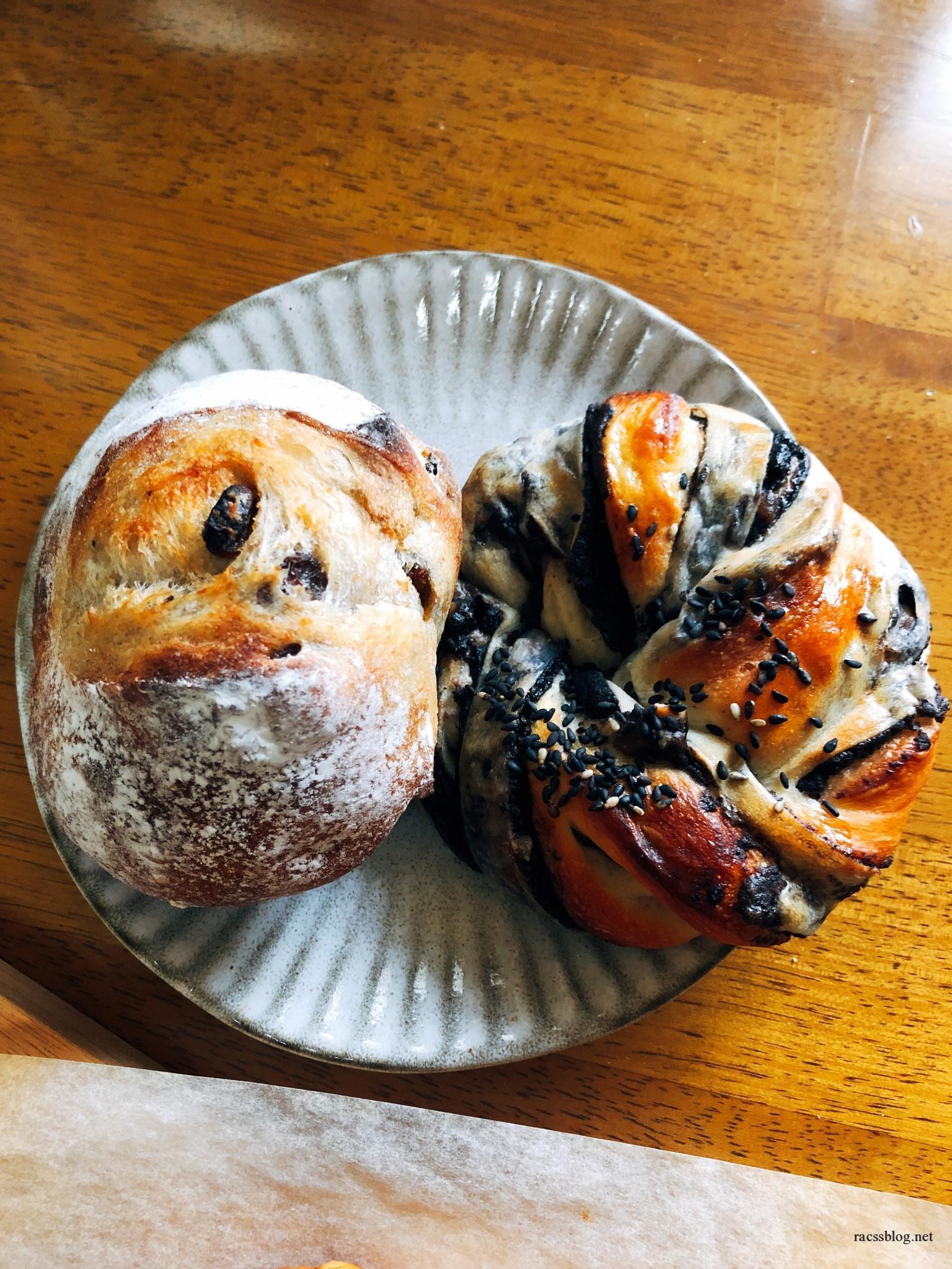 北広島のパン屋さん「麦の香」売り切れ御免のハードパンとスイーツパン
