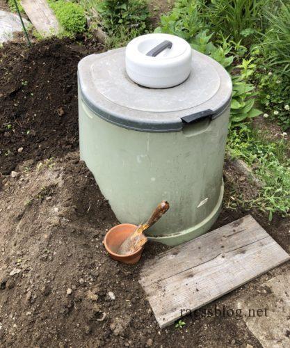 家庭用コンポスト容器