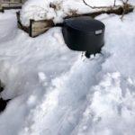 冬のコンポスト管理のコツ|生ごみ堆肥の作り方|北海道