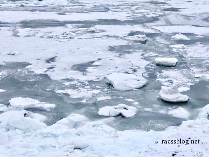 北海道の流氷