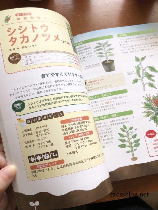 家庭菜園の教科書