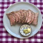 ローストビーフの作り方コラム掲載のおしらせ|ハウジー