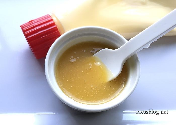 蜂蜜マヨネーズ