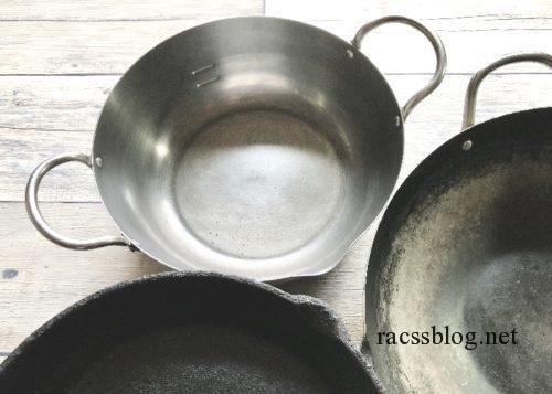 天ぷら鍋の選び方