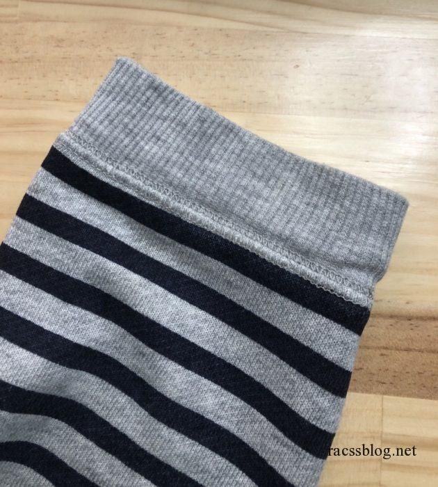 袖口のお直し方法