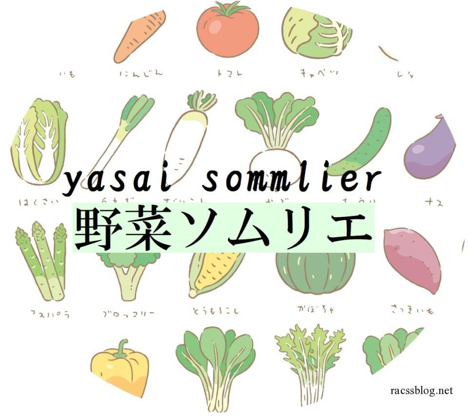 野菜ソムリエになるメリット
